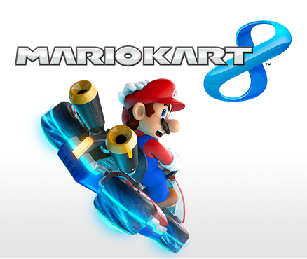 MK8 Logo